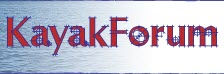 Kayak Forum logo